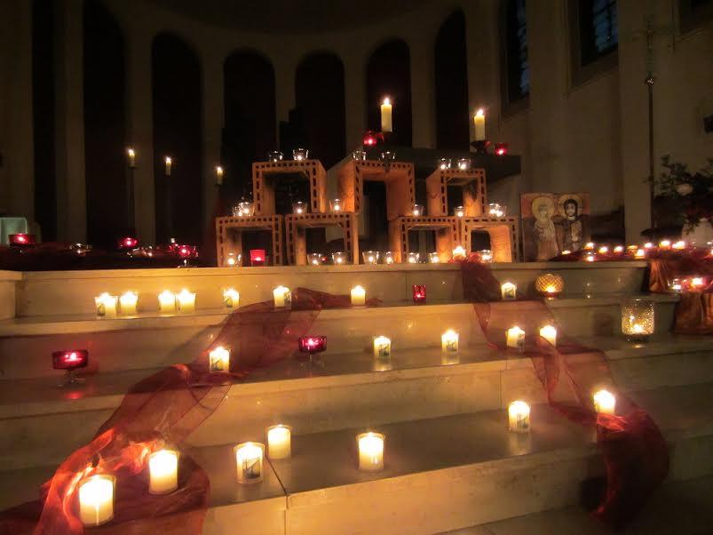 Taizé Andacht Nr. 1 ökumenisch St. Mariä Heimsuchung 09.11.2016 1